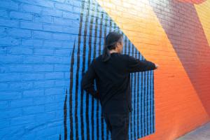 LT mural punch
